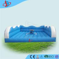 Buy cheap Inflatable Blue Section of Surfboard , PVC Inflatable Water Game , Inflatable Fun Games from wholesalers