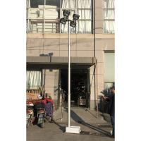 Buy cheap 5m roof mast light tower/vehicle roof mount pneumatic telescopic mast light tower/telescopic mast/ pneumatic mast tower from wholesalers