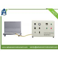 Buy cheap Anti Igniting Test Machine for Mattress and Sofa by ISO 8191,EN 597,EN 1021 from wholesalers
