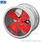 Buy cheap DHF G series pipeline axial fan/ blower fan/ ventilation fan from wholesalers