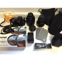 Buy cheap Nikon D80 10.2 MP DSLR KIT - 18-200mm f/3.5-5.6G VR - 105mm f/2.8G VR from wholesalers