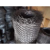 Buy cheap 250mm Width Brick Wall Mesh Coil , Corrosion Resist Brick Reinforcement Mesh from wholesalers