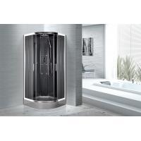 SS Flexible Hose Bathroom Prefab Shower Enclosures Normal Temperature Working