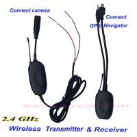 Buy cheap 2.4 Ghz Wireless Transmitter+Wireless Receiver from wholesalers