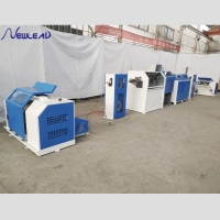 China Aluminum alloy welding wire manufacturing whole line solution on sale