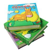 Buy cheap Perfect Bound Brochure Printing Hot Stamping Eco - Friendly Feature from wholesalers