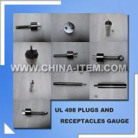 Buy cheap UL498 Measuring Plug Gauge from wholesalers