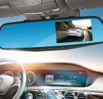 Buy cheap Wifi Wireless Car Rear View Mirror Reverse Camera800*480 Pixel Resolution from wholesalers
