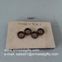 Buy cheap Spring Dowel Pin Steel Rule Dies, Steel Cutter Die With Spring Locating Pin from wholesalers
