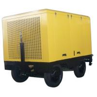 Buy cheap JBC-17.0/7 Diesel engine portable screw compressor from wholesalers