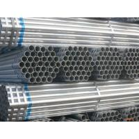 Buy cheap Large Diameter Round Galvanized Steel Pipe For Structural And Coupler Scaffolding from wholesalers