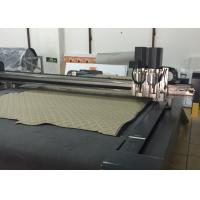 Buy cheap Car Foot Pad Door Mat Mat Cutting Machine / Equipment Automatic Conveyor from wholesalers