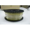 Buy cheap Luminous Yellow 1.75mm Plastic Filament PLA For Reprap 3D Printing from wholesalers