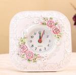 Buy cheap European rural small alarm clock from wholesalers