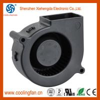 Buy cheap 75x75x30mm 5V 12V 24V DC Blower Fan for printing machine from wholesalers