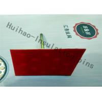 Buy cheap Adhesive insulation self stick pins with 2'' x 2'' plate using galvanized steel material from wholesalers
