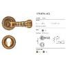 Buy cheap Door Handles and Locks (1704RA-AG) from wholesalers