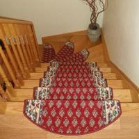 Buy cheap Modern Style Stair Treads Carpet, Protect Your Stairs from Daily Wear and Tear from wholesalers