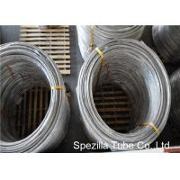 Buy cheap Custom Round stainless steel mechanical Coiled Tubing Tig Welding 6.35mm 1/4 Inch from wholesalers