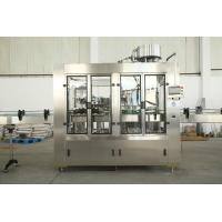 Buy cheap Automatic 3 In 1 Complete Bottled Water Production Lines For Soda / Cola from wholesalers