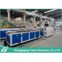 Buy cheap 380V 50HZ PVC Ceiling Panel Extrusion Line , Reusable Pvc Profile Making Machine from wholesalers