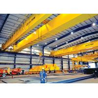 Buy cheap Professional Double Girder Eot Crane With Heavy Duty Open Winch Trolley Hoist from wholesalers