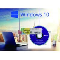 Buy cheap Full Version Windows 10 Pro COA Sticker Product Key 64Bit Genuine Systems from wholesalers