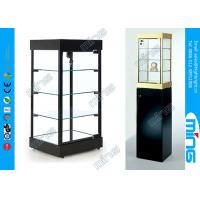 Buy cheap Adjustable Counter Top Glass Display Showcases for Retail Store from wholesalers