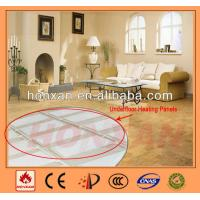 Buy cheap Hot sell underfloor heating Far infrared carbon crystal floor heating with CE from wholesalers