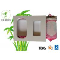 Buy cheap Machine Wash Bamboo Wet Wipes , Bamboo Baby Wipes With Organic Bamboo from wholesalers