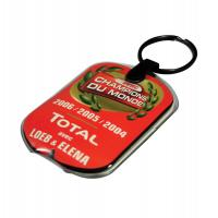 Buy cheap Custom PVC Card Holder with Light, Custom PVC Key Tag with LED Light from wholesalers