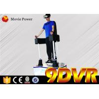 Buy cheap Amusement Interactive Movies Standing 9d VR Cinema Virtual Reality 9dvr from wholesalers