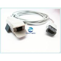 Buy cheap GE Ohmeda OXY F4 MC Adult Spo2 Sensor For Patient Monitor Soft Tip Grey White Color from wholesalers