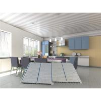 Buy cheap Lightweight Hollow Plastic PVC Ceiling Panels For Kitchen False Roof from wholesalers