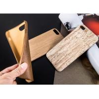 Buy cheap Ultra thin Wooden Cell Phone Case , Light Weight Android Phone Protector Case from wholesalers
