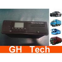 Buy cheap Quad Band GPS Digital Tachograph Intergrated Camera With Built in Printer from wholesalers
