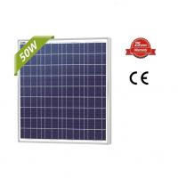 Buy cheap Low Iron Tempered Glass Home Solar Panels / Domestic Solar Panels 4*9 from wholesalers