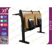 Buy cheap ISO Certificate Steel Iron Frame Lecture Hall Seating For College Theatre Room from wholesalers