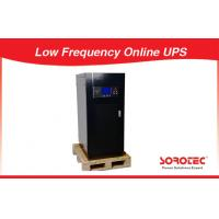 Buy cheap 3Ph In 3Ph Out High Frequency Remote Control UPS Surpport Multi Languages 10 -300kVA product