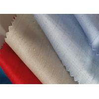 Buy cheap Yarn Dyed Esd Clothing Material 5mm Grid Cloth For Industry Wokerwear from wholesalers