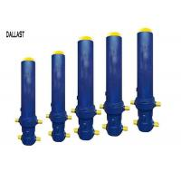 Buy cheap Standard Hydraulic Lift Cylinder Chrome 13-90 tons for Truck Lifting product
