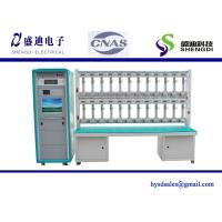 Buy cheap Single phase energy meters test bench (10/20 meters at a time) 0.05%/0.1% Accuracy class Max.120A current from wholesalers