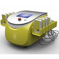 Buy cheap Air Cooled Lipo Laser Machine 650nm - 660nm Weight Loss , 8'' Touch Screen product