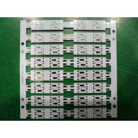 Buy cheap Aluminum Based LED Light PCB /  SMD or Cree Metal Clad PCB MCPCB Double Layer from wholesalers