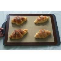 Buy cheap silicone fiberglass mat ,ECO silicone fiberglass baking mat product