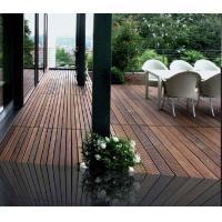 Buy cheap Carbonized oak outdoor Decking product
