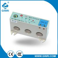 Buy cheap Three Phase Motor protection relay Overload Phase Failure Protective Device 220VAC 380VAC from wholesalers