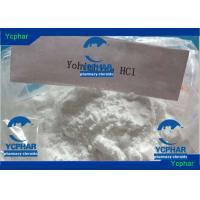 Buy cheap Man Yohimbine HCl 65-19-0 Sex Health Supplements Corynine Aphrodine Medicine from wholesalers