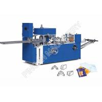 Buy cheap Rewinding Paper Folding Machine High Strength Electronic Counting System from wholesalers