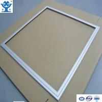 Buy cheap Top quality silver anodized matt aluminum picture frames from wholesalers